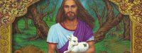 Wie is Opgestegen Meester Jezus of Sandanda?