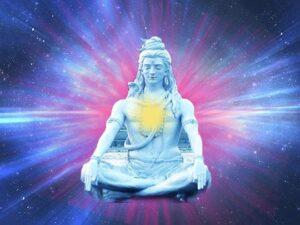 Krachtige meditatie plaatje