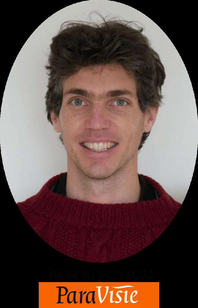 Mathijs van der beek bekend van paravisie