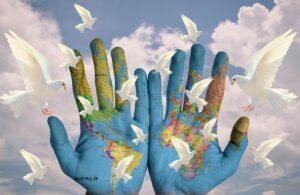 Vrede in je eigen handen