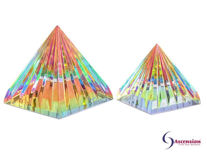 Big and Small pyramid