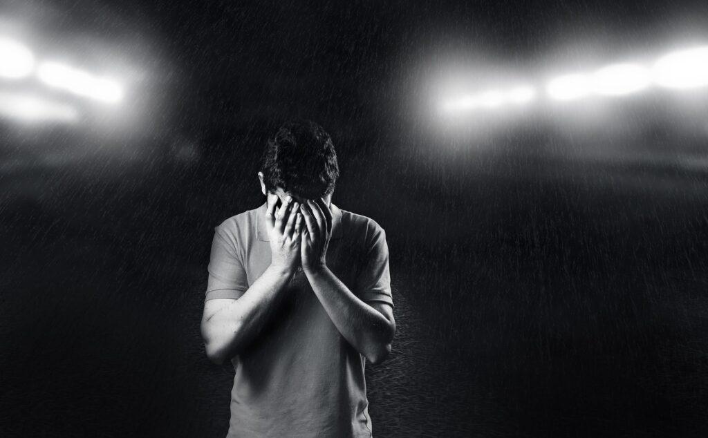 depressie bij man