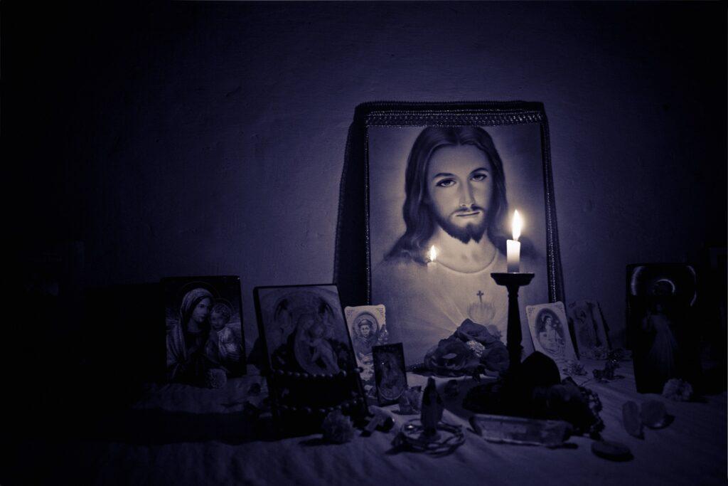 jezus fotolijst