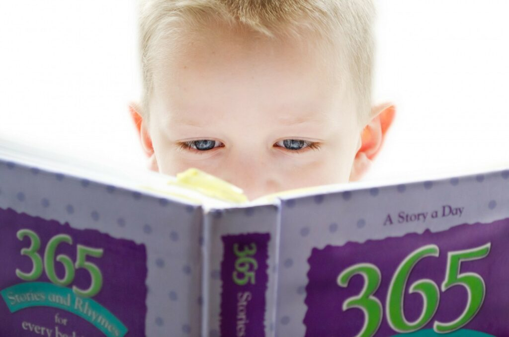 kind boek