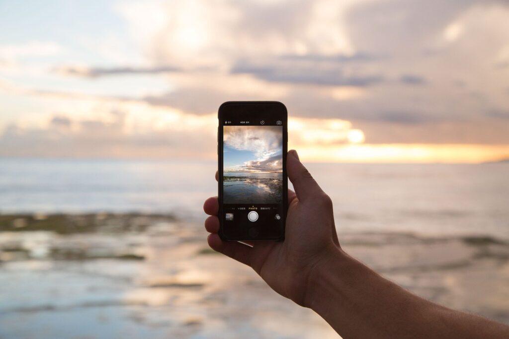 smartphone met 5G